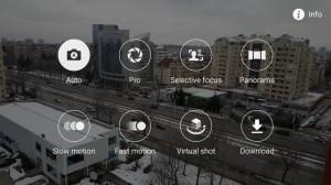 Galaxy S6 Camera UI