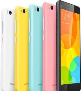 Xiaomi Mi4i Colors