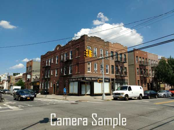 Camera Sample
