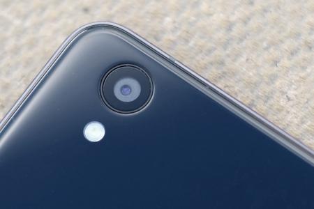 OnePlus X's camera